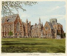 Среднее образование в Великобритании - Clifton College